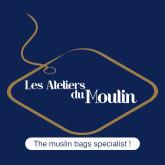 Sachet mousseline – Les Ateliers du Moulin