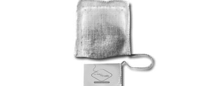Muslin cotton bags sewed on 3 sides
